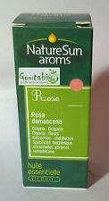 NatureSun Aroms - Huile Essentielle Rose de Damas - 1 ml