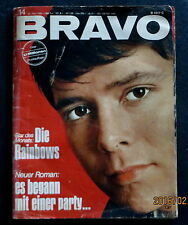 Bravo 14/66 Titelbild:Cliff Richard,Donovan, Roy Black,Rainbirds-Poster,Bob Dyla