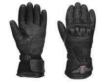 Harley-Davidson® Mens #1 Genuine Classics Leather Waterproof Gloves - 98361-17EM