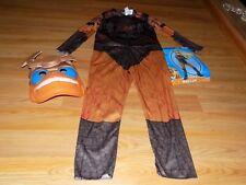 Size Medium 8 Skylanders Spyro's Adventure Wallop Halloween Costume Used