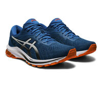 Asics Mens GT-1000 10 Running Shoes Trainers Sneakers Blue Sports