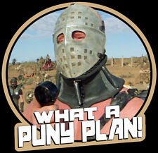 "80s George Miller Classic Mad Max 2 Road Warrior Humungus ""Puny Plan"" custom tee"