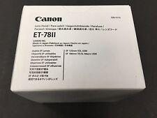 Canon Lens Hood ET-78 II 2674A001AA EF 135mm F2 L USM EF 180mm F3.5L ET-78II