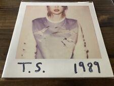 Taylor Swift 1989 Vinyl Record