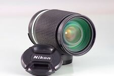 Nikkor 3.5-4.5 35-105 35-105mm Zoom Nikon Fx Digital Ais Tested + Accessories