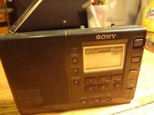 Sony ICF-SW30 Radio (FM, SW, MW)