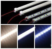 5pcs Rigid LED 50CM 12V 36led SMD 5630 Bar light U Aluminum Shell + PC Cover