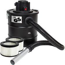 Aschesauger Kaminsauger mit Motor 1200W HEPA Filter Kamin + 2 Ersatzfilter NEU