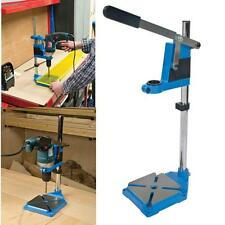 PILLAR DRILL STAND FOR ELECTRIC DRILLS 500 MM TALL CAST IRON BASE, DEPTH STOP