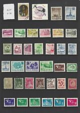 Sheet of Romania stamps (Ref 616)