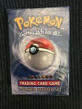 Pokemon Base Set 2-Player Starter Deck .. Factory Sealed