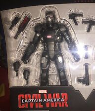 WAR MACHINE LOOSE Target Exclusive Marvel Legends Captain America Civil War 6""