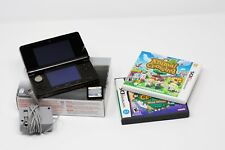 Nintendo 3DS with 32gb SD card, Pokemon SoulSilver, Animal Crossing New Leaf