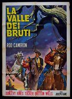 M126 Manifesto 2F El Valle De Brutes Rod Cameron Forrest Tucker Raines Kane
