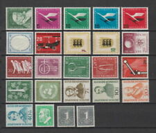 Als Posten & Lots Postfrische Briefmarken aus der BRD (1955-1959)