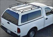 Truck Cap Ladder Rack or Hard Tonneau Rack fits most short bed 409pickup trucks