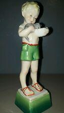 Royal Worcester Porcelain Figurine Fridays Child #3261 England