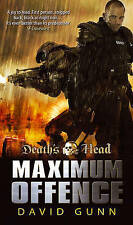 Death's Head: Maximum Offence (Bk2 of The Aux) by David Gunn (Paperback, 2009)