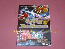 Pokemon Battle Revolution _ Offizielles Lösungsbuch _ guter Zustand