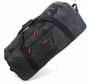 Extra Lightweight Large 80 cm Foldable Wheeled Holdall Luggage Duffle Sports Bag