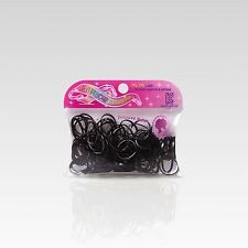 Hair Tie (Rubber Band | Black | Small Size)