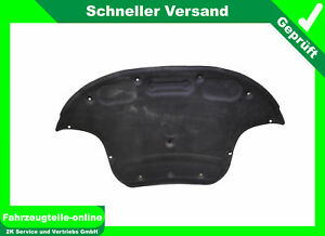 Mercedes E-klasse W S 212 Insulation Mat Bonnet Insulation A2126620026