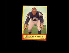 1963 Topps 9 Billy Ray Smith RC VG-EX #D521015