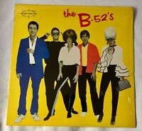 THE B52s Island Records LP 1979 ILPS 9580 Near Mint/Near Mint First Press