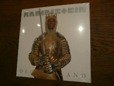 "RAMMSTEIN Deutschland - 7"" Vinyl Single - new!"