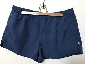 NWT Patagonia Barely Baggies  Shorts Stone Blue Size XL