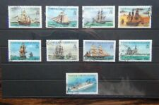 Turks & Caicos Islands 1983 Ships values to $2 Used