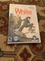 Shaun White Skateboarding (Nintendo Wii, 2010)Brand New Sealed - See Description