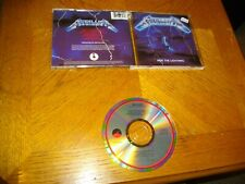metallica ride the lightning canadian cd 60396