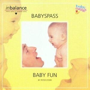 PETER STORR Baby Fun CD NEW