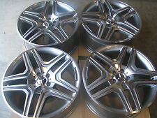 22 Mercedes Wheels Tires ML 350 ML300 ML63 AMG 5x112 RIMS GL350 GL450 GL550 GLK
