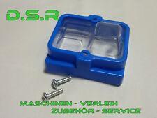 Abdeckung für Schalter BLAU  MBS Lissmac Cedima Norten Wimmer