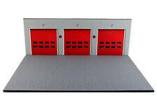 Diorama Caserne pompiers | Fire Station - 1/43ème - #43-2-AC-F-003