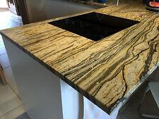 Küchenarbeitsplatte Arbeitsplatte Kücheninsel Küche Naturstein Granitplatte NEU