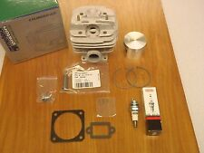 Meteor cylinder piston kit for Stihl MS360 036 034 48mm w/ gaskets Italy Nikasil