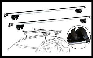 roof rack / cross bar for Citroen C4 Grand Picasso MPV 2006 - 14 on raised rail