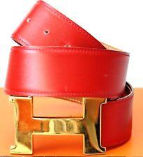 """Hermès cinturón 42 mm """"Constance"""" con dorada con Hermes hebilla talla 70 productos originales"""