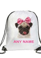 Bolsos de niña rosa sin marca