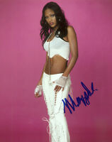 MEAGAN GOOD GENUINE AUTHENTIC SIGNED 10X8 PHOTO AFTAL & UACC [11512]