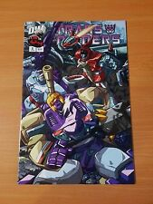Transformers Generation 1 #3 ~ NEAR MINT NM ~ (2002, DW Comics)