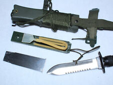 BRAND NEW AITOR JUNGLA 463 SURVIVAL KNIFE WITH SHEATH AND ALL ACCESSORIES