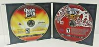 Guitar Hero World Tour + Aerosmith ~ Sony PlayStation 3 PS3 Lot Game Working