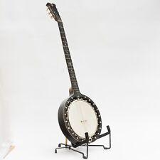 More details for vintage barnes & mullins zither 5 string banjo
