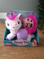 Twisty Petz Snowpuff Unicorn Spin Master new