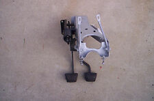 1971 Plymouth Road Runner B body Clutch Brake Pedal Assembly W Support Bracket