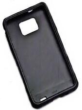 Silikon TPU Handy Hülle Cover Case Schutzhülle in Schwarz für  BASE Lutea 2